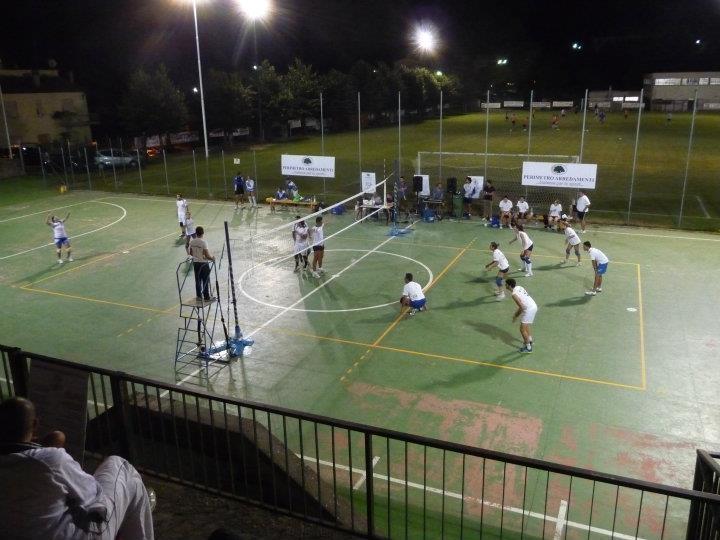 Torneo di Pallavolo in notturna a Monte San Savino