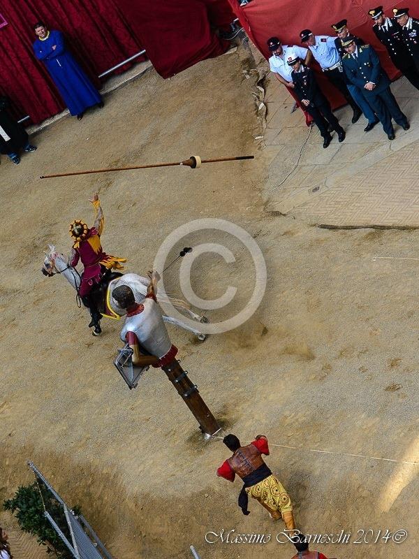 Il Pagellone del Saracino: pioggia, colpi di sfortuna...e l'alieno Cicerchia
