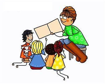 Letture animate per bambini a Lucignano, con Vanni Padovani