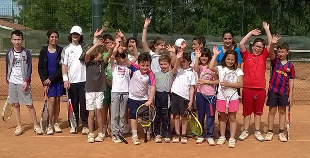 Ricominciano i corsi giovanili al Tennis Club Castiglionese