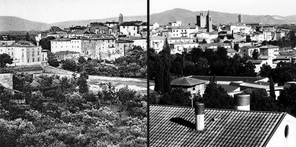 Al Museo del Cassero di Monte San Savino la Mostra 'Oggi come ieri' del Fotoclub Sansovino