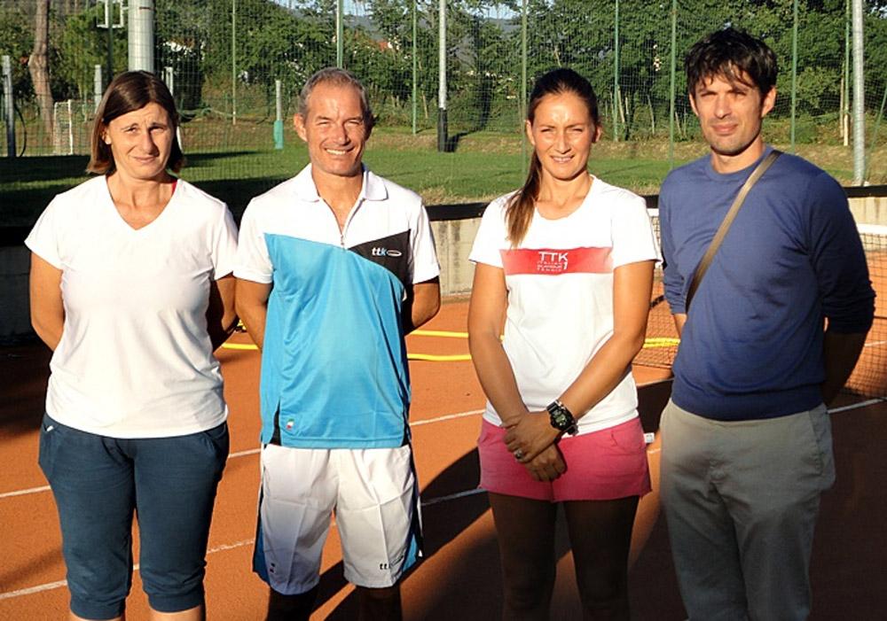 Il Tennis Club castiglionese approda nelle scuole