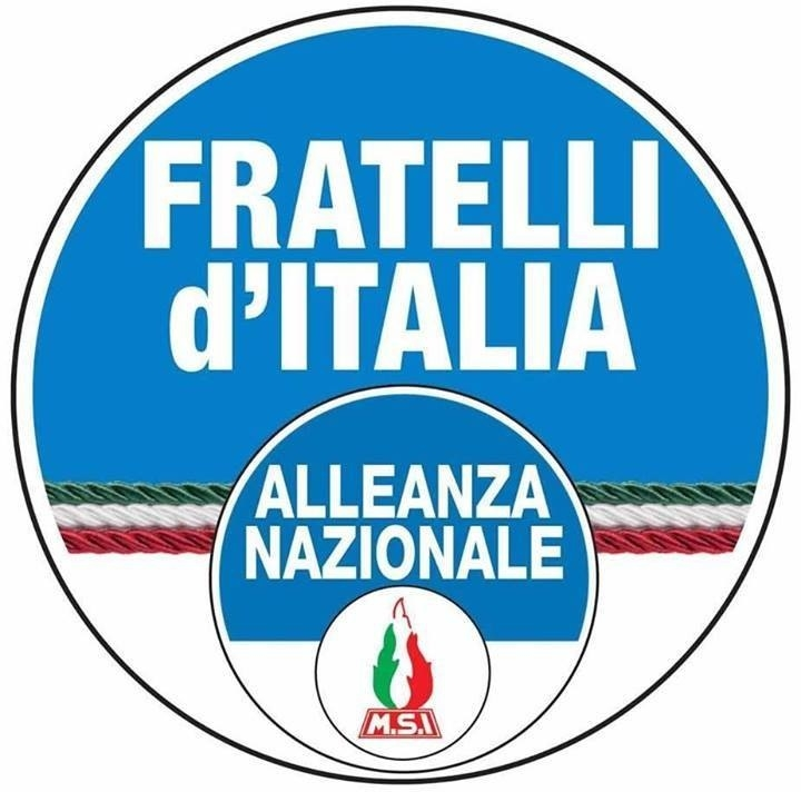 Fratelli d'Italia - AN, gazebo al mercato settimanale di Camucia