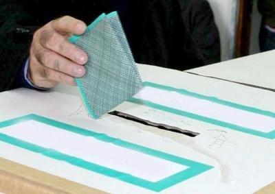 Elezioni Provincia, urne chiuse, ha votato l'85% degli aventi diritto