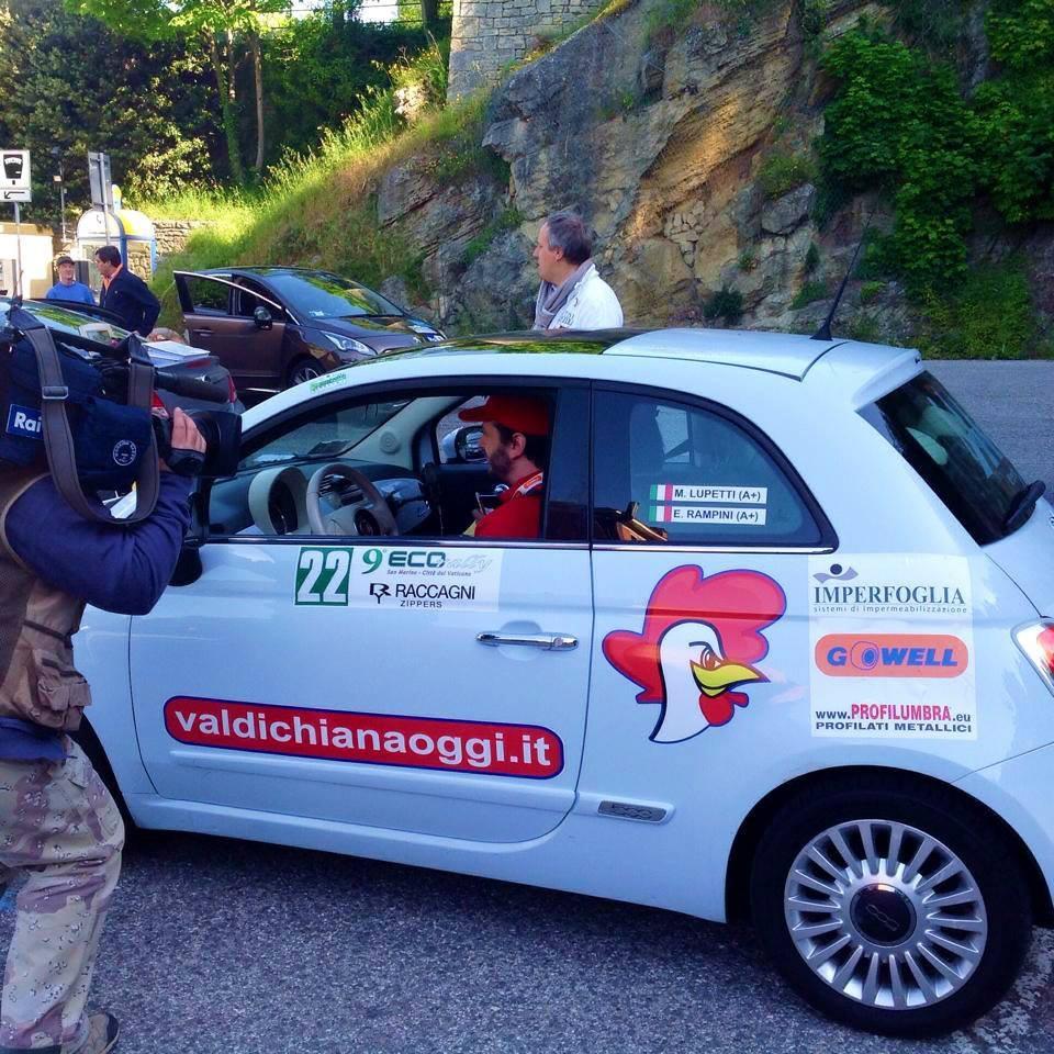 Rally di Cortona, è il giorno della gara, seguiteci!