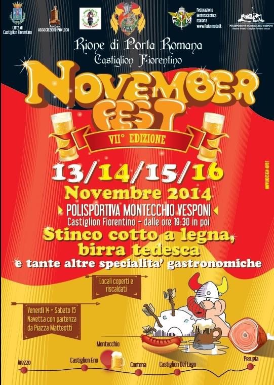 Porta Romana lancia 'November Selfie' in attesa della November Fest