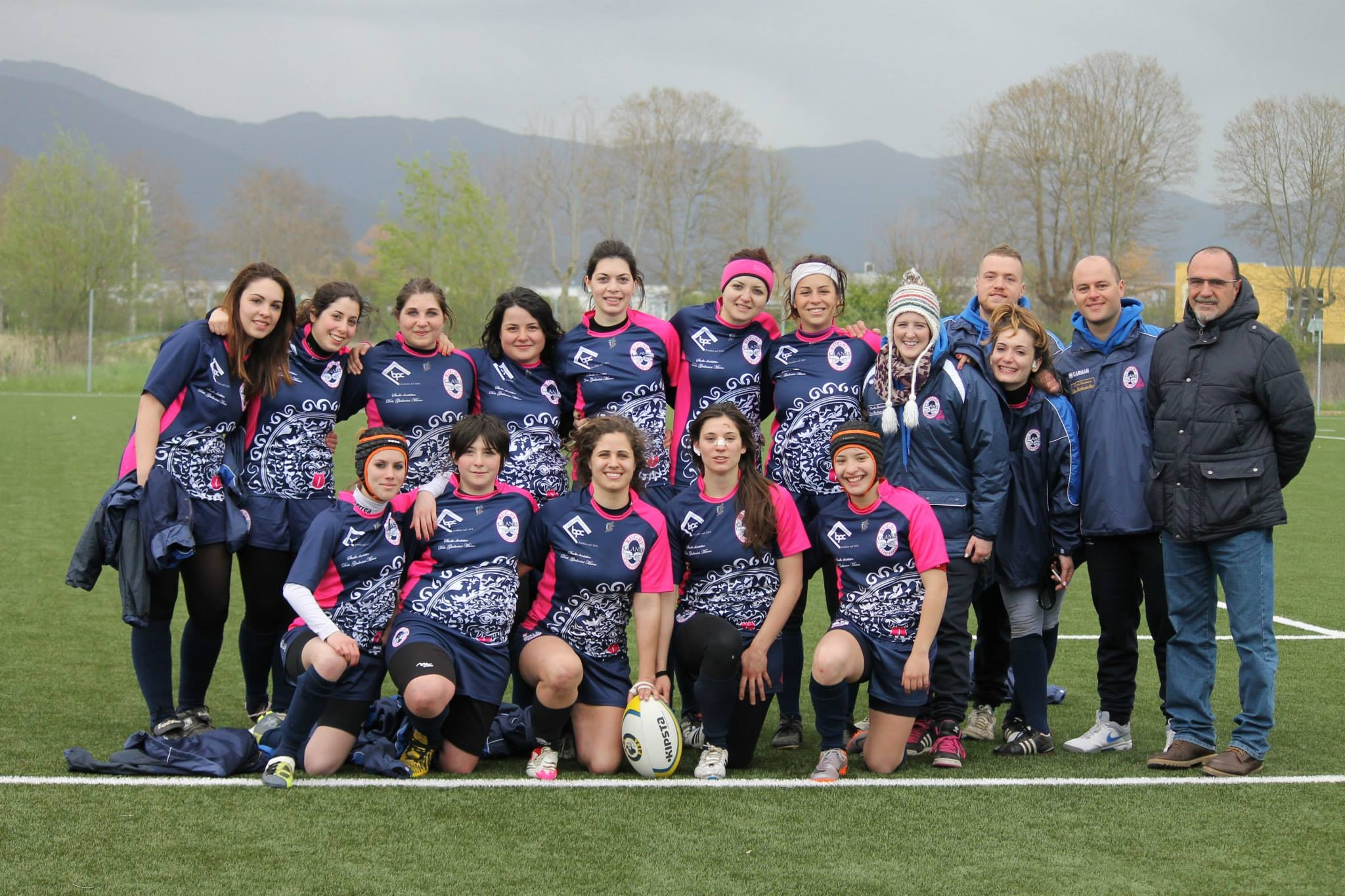 Le Ladies del Rugby Clanis tornano in campo con due vittorie