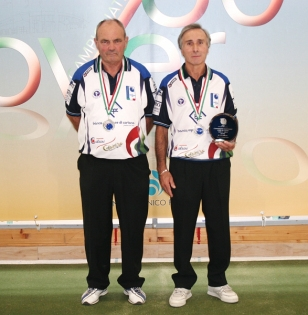 Bocce: Barboni - Lucarini argento ai campionati nazionali Raffa