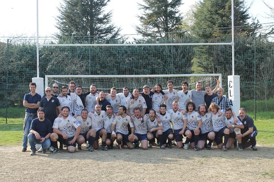 Rugby: Clanis 'stoppato' sul campo di Perugia