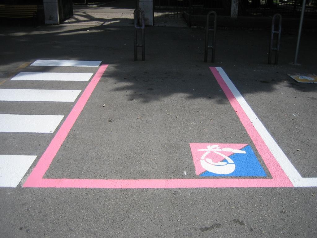Parcheggi Rosa, dal Comune di Monte San Savino un'attenzione speciale alle neo-Mamme