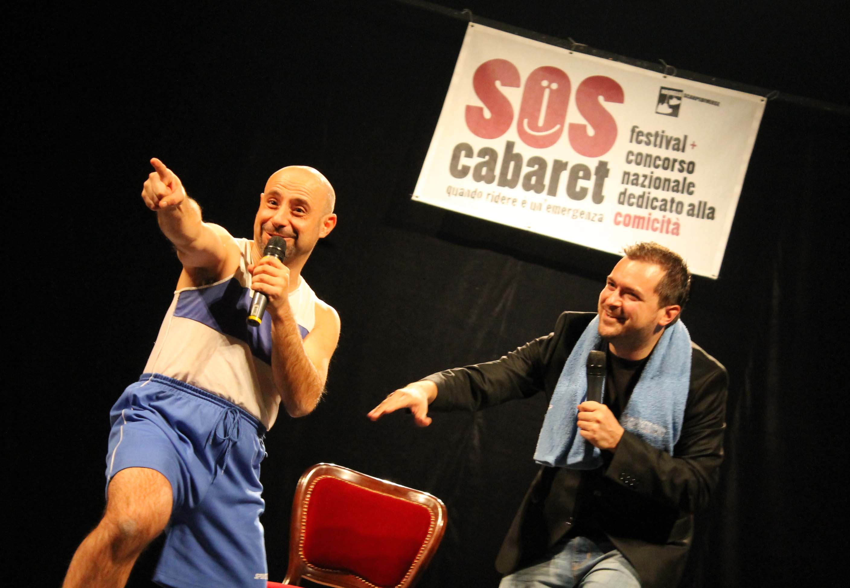 SOS Cabaret, la finale al Teatro Signorelli di Cortona