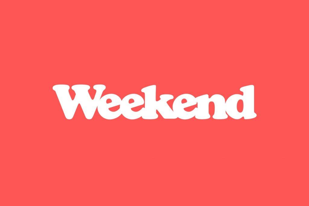 Weekend, tutti gli eventi