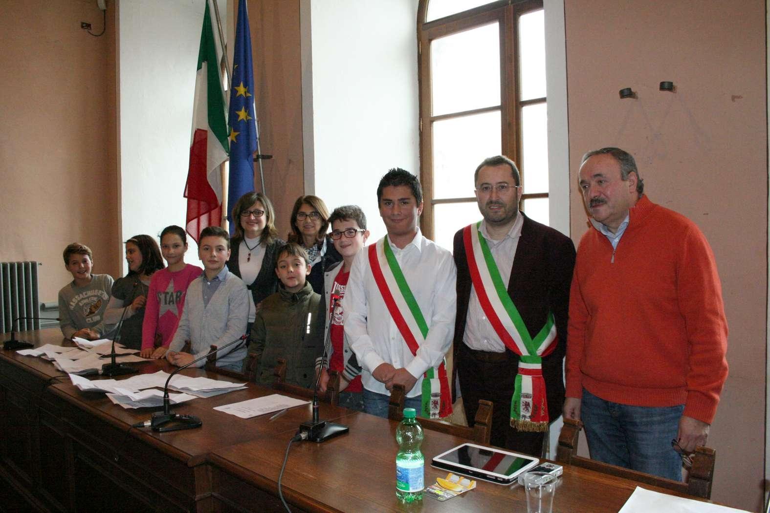 Eletto il nuovo Sindaco dei Ragazzi di Montepulciano