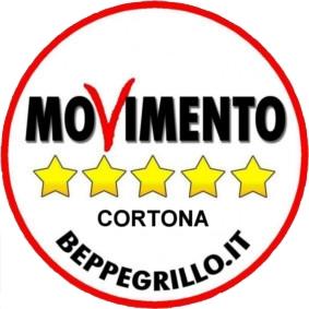 """Raccolta firme """"referendum NO EURO"""" del M5S Cortona"""