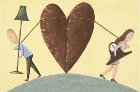 L'ambivalenza del divorzio: fine o inizio?