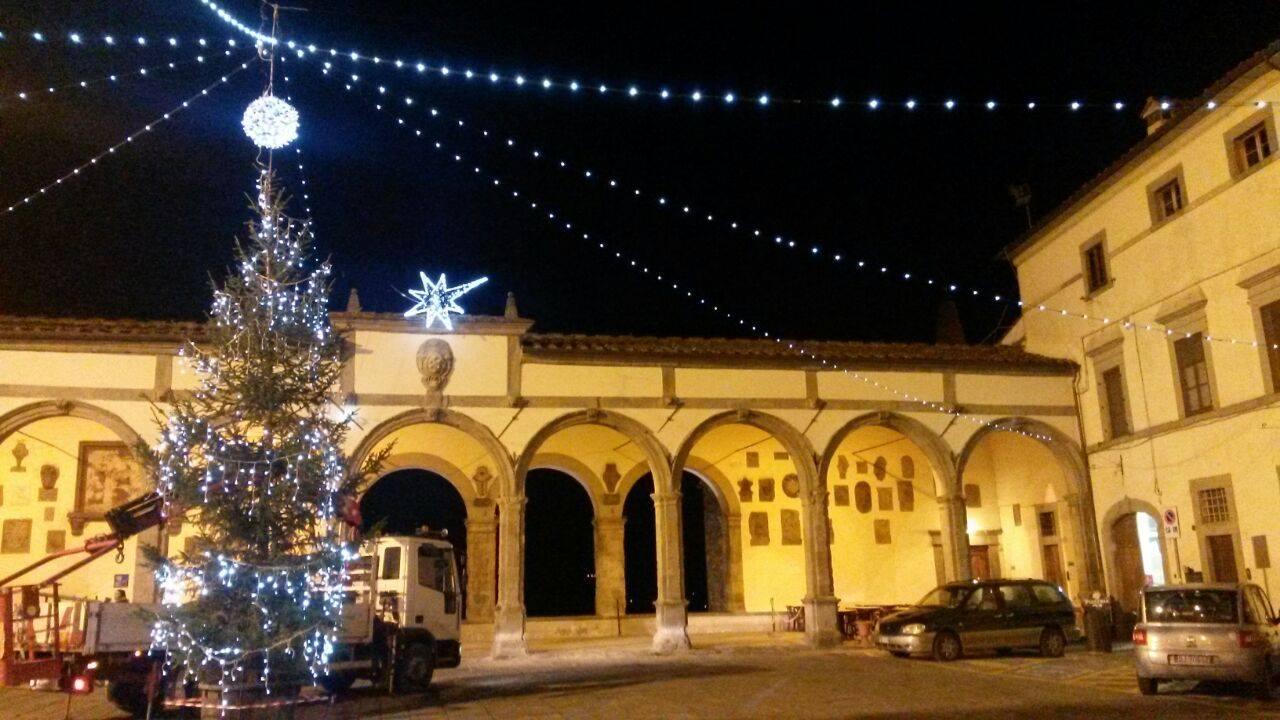 Tutti gli eventi natalizi del Centro Commerciale Naturale di Castiglion Fiorentino