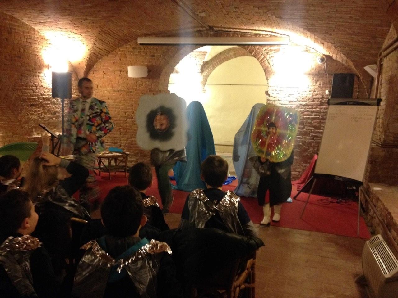 Foiano, un laboratorio teatrale sulla parità di genere