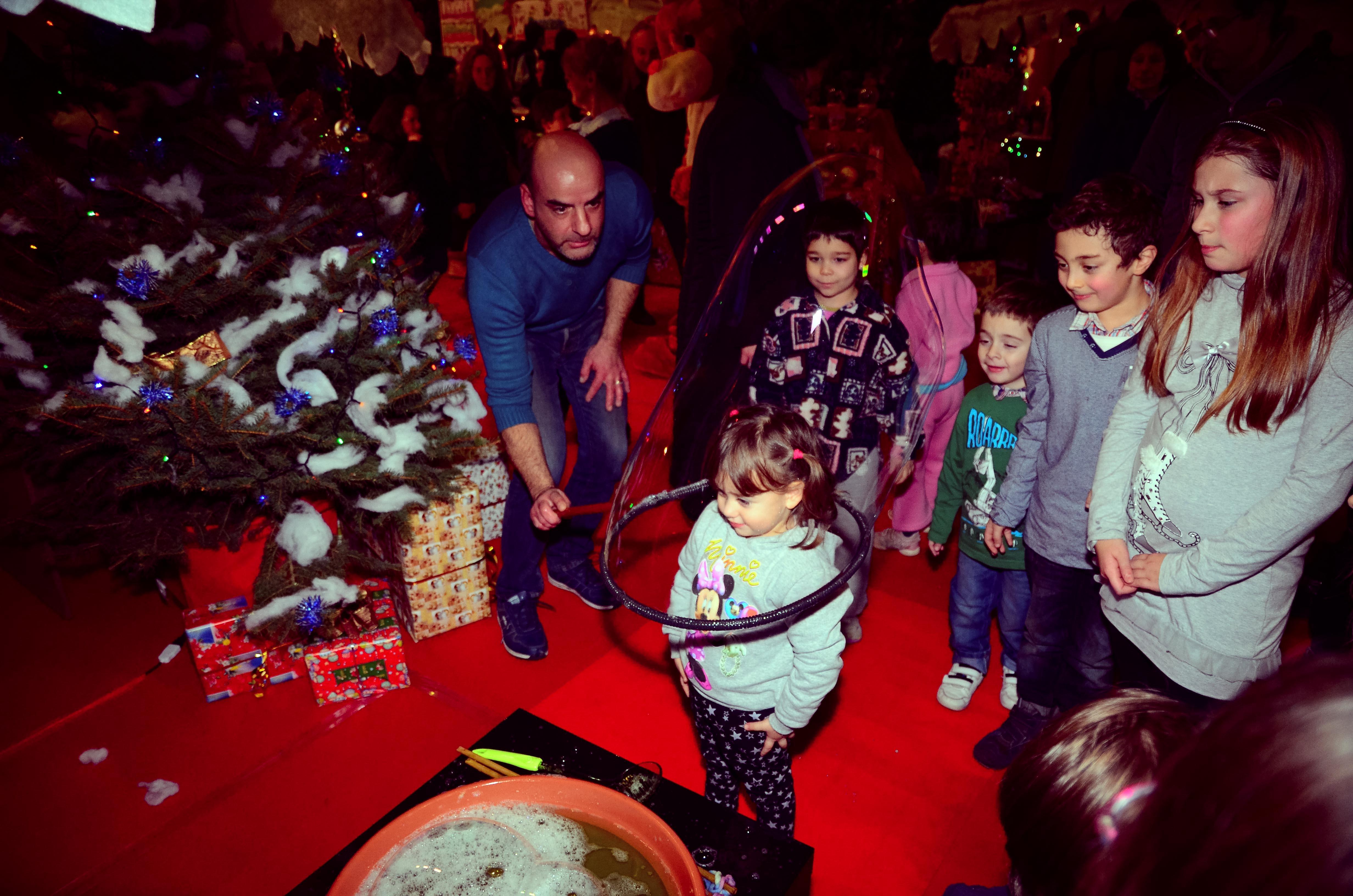 Secondo weekend del Villaggio di Natale a Castiglion Fiorentino