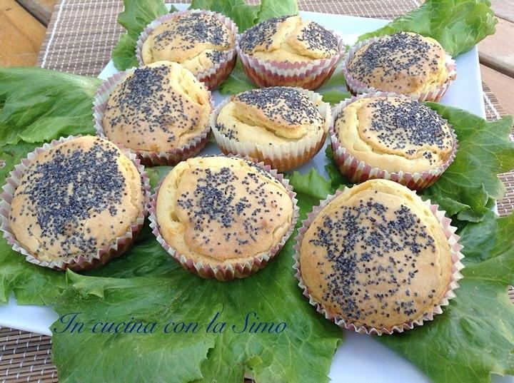 Muffin al caprino