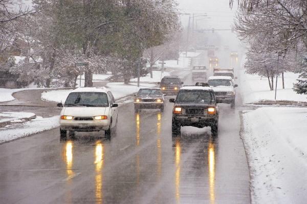 Di nuovo la neve: situazione e previsioni per domani