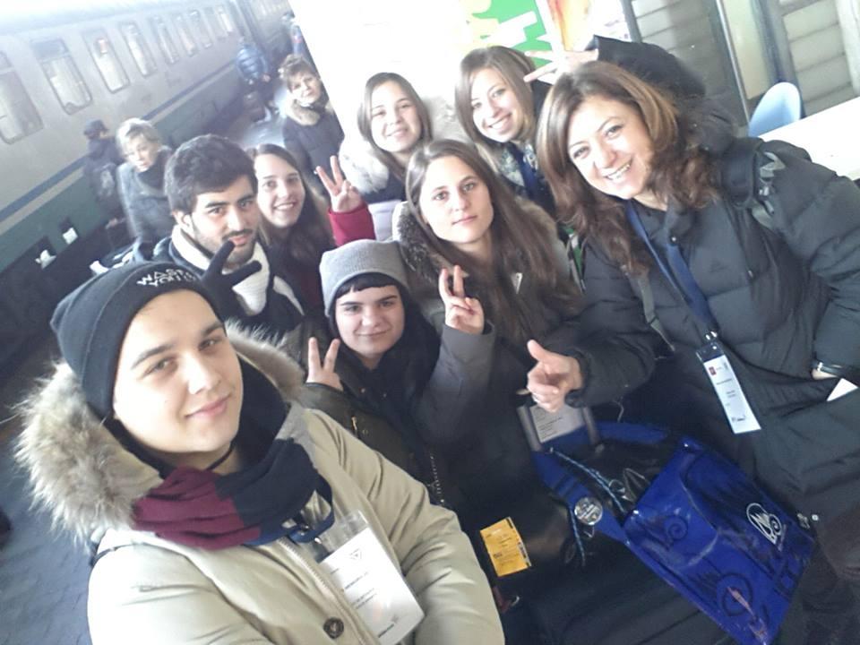 Studenti cortonesi sul 'Treno della Memoria'