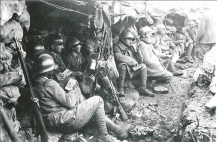 Un'idea per il 2015: celebrare degnamente i 100 anni della Prima Guerra Mondiale
