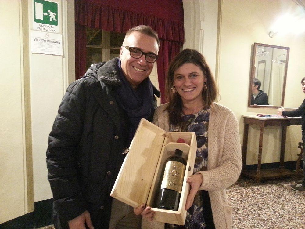 Partnership tra Vini Cortona e il Teatro Signorelli