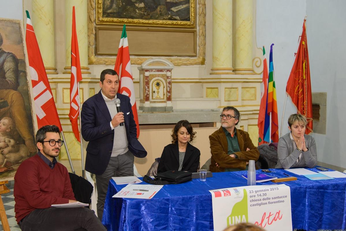 Una svolta in Valdichiana, oltre le biomasse: le proposte di CGIL e FLAI