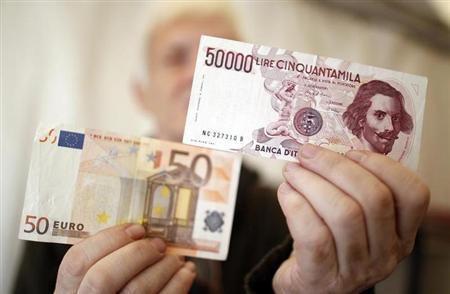 Euro o Lira?
