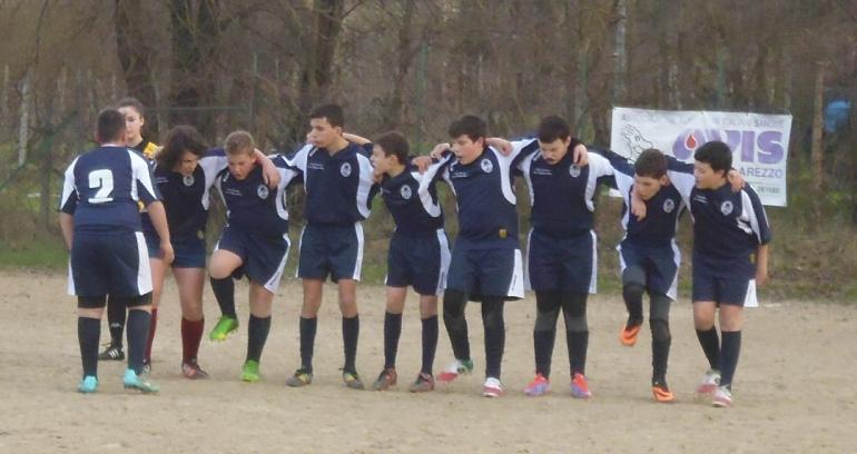 Rugby Clanis, al debutto la squadra Under 14