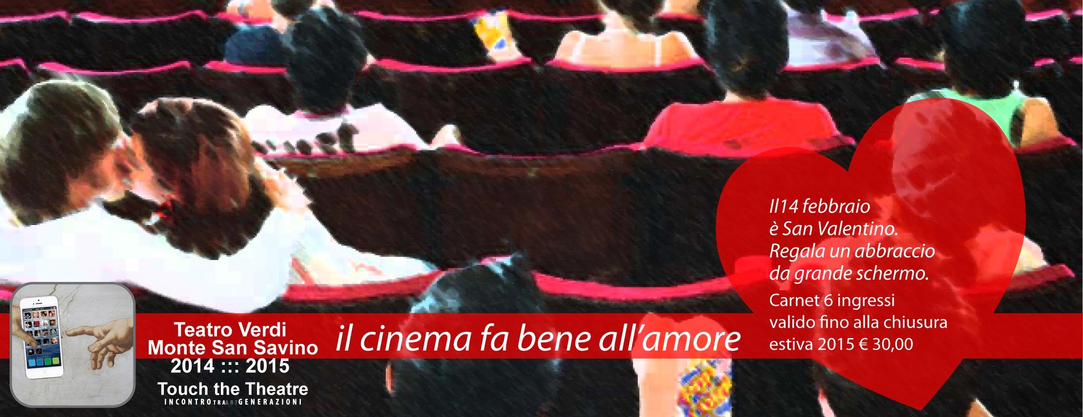 Il Teatro Verdi propone un regalo speciale per San Valentino