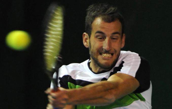 Luca Vanni al top mondiale: per la prima volta in semifinale in un torneo Atp
