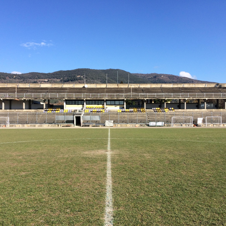 Stadio di Castiglion Fiorentino, arrivano 50mila euro dalla Regione per interventi sul secondo anello