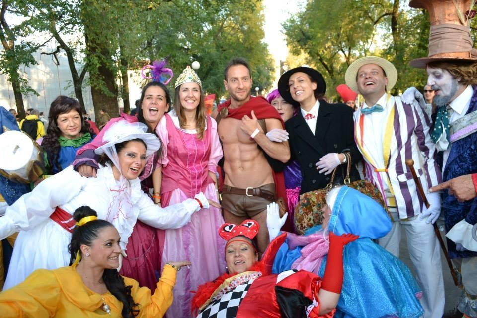 Foiano: al Carnevale arrivano i Cosplay