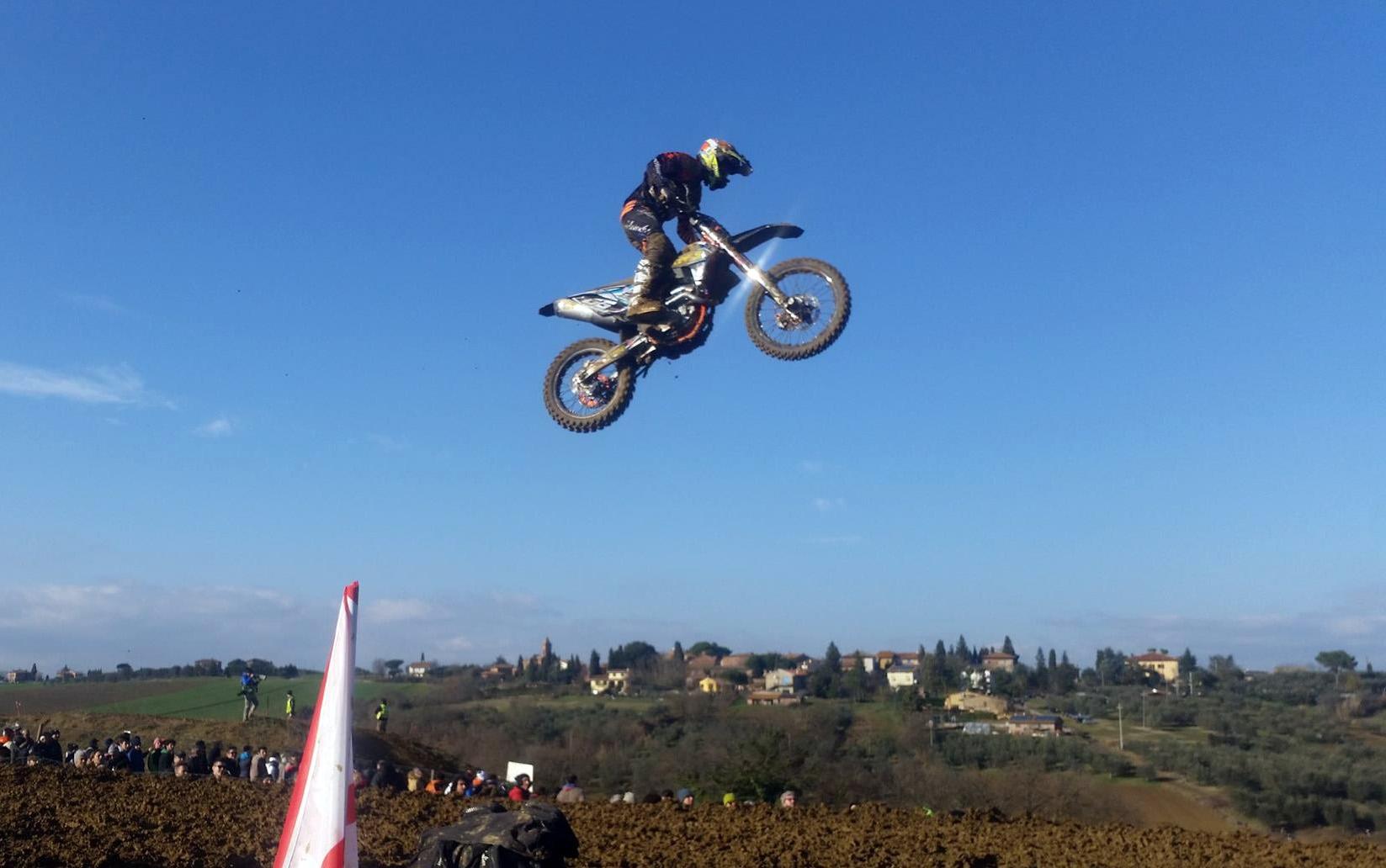 Motocross: il debutto della Steels agli Internazionali d'Italia