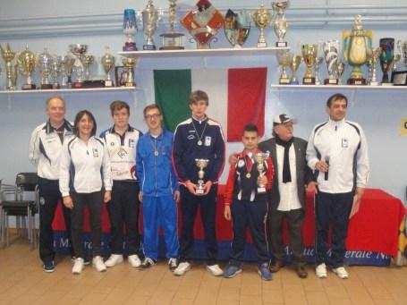 Juniores Coppa Toscana dominata dalla Cortona Bocce