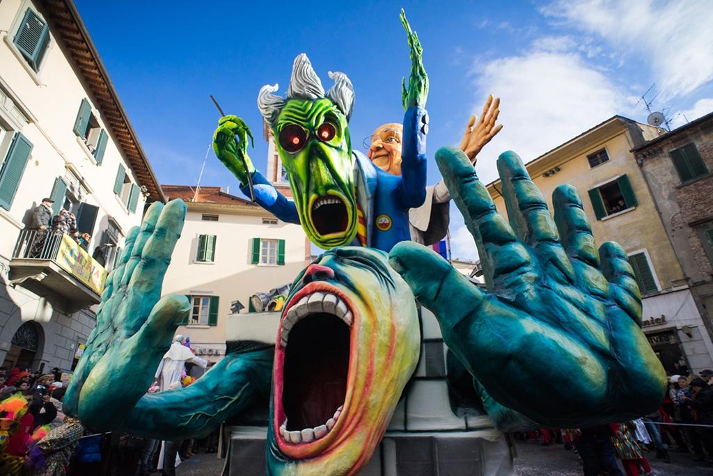 Carnevale di Foiano, arriva la domenica delle Mascherate