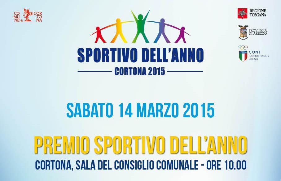 Cortona, Premio sportivo dell'anno, via al voto su queste pagine