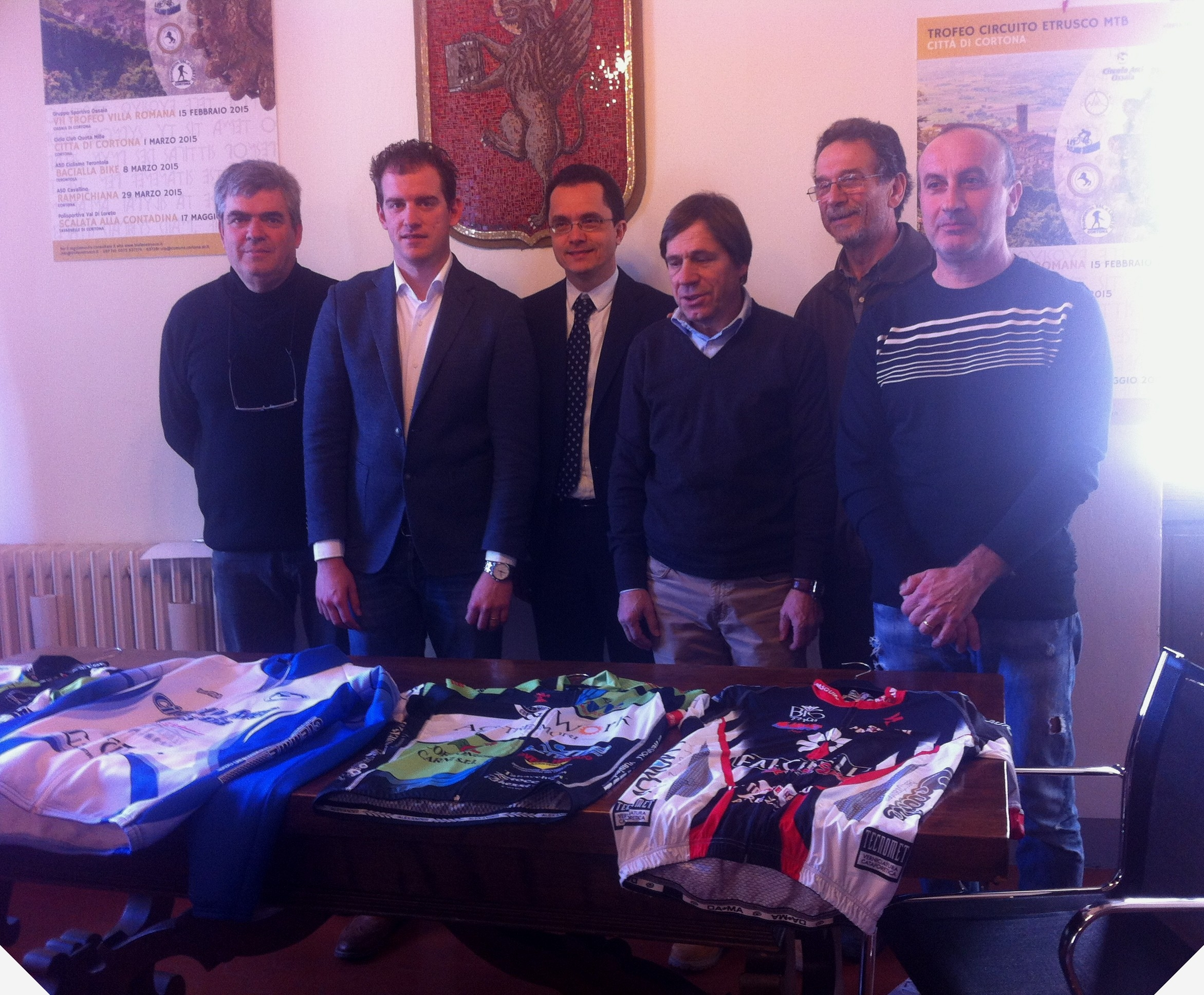 Cortona, eventi sportivi in rete, nasce il Trofeo Circuito Etrusco Mountain Bike