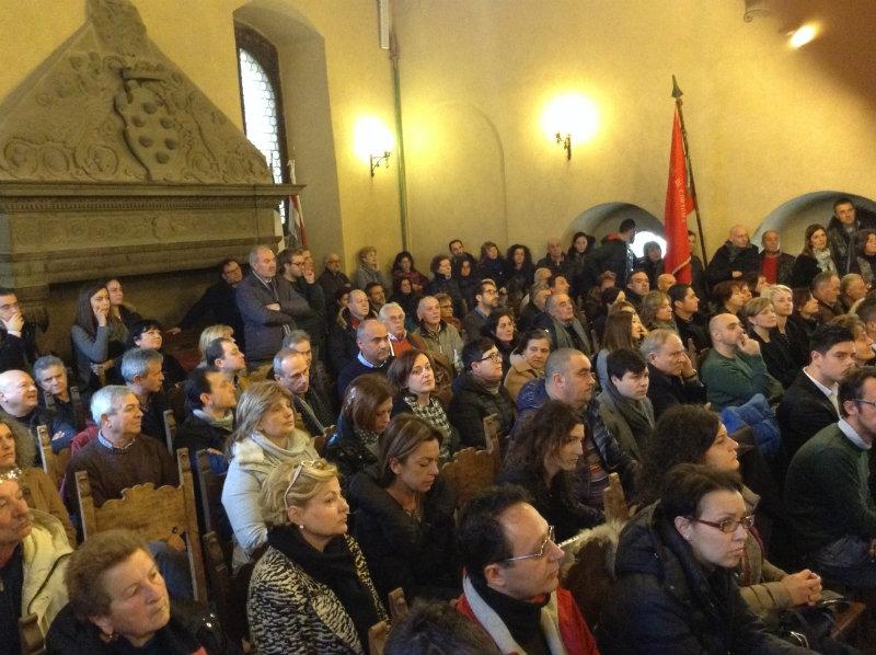 Cortona, Consiglio Comunale aperto, cronaca e link per riascoltarlo