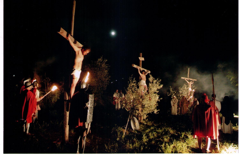 Torna a Ossaia la rievocazione della Passione di Cristo
