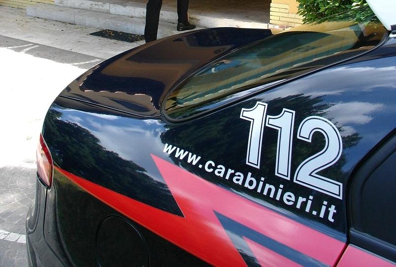 Foiano: ladri in fuga acciuffati dai Carabinieri