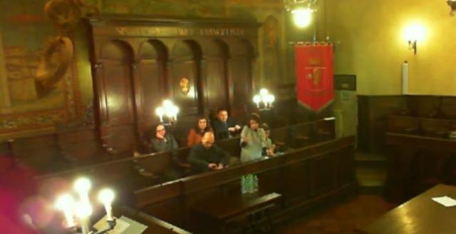 #ConsiglioApertoCortona in diretta, streaming a questo link