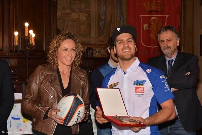 Semplicità, onestà, passione, sacrificio: la ricetta di Samuele Bernardini, campione di motocross e sportivo cortonese dell'anno