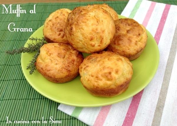 Muffin al grana