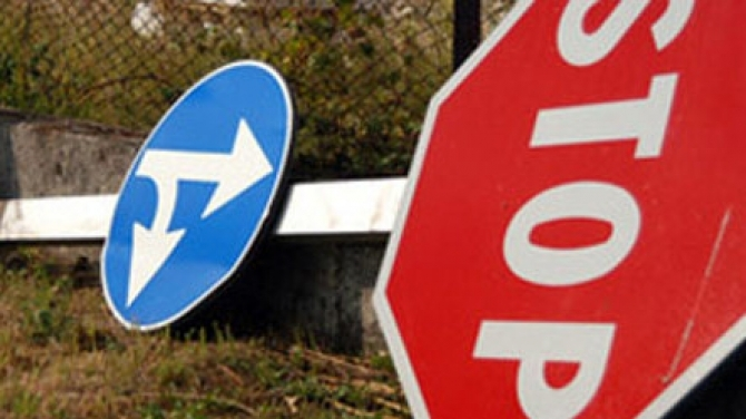 SS 71 e cartelli stradali: una relazione complicata