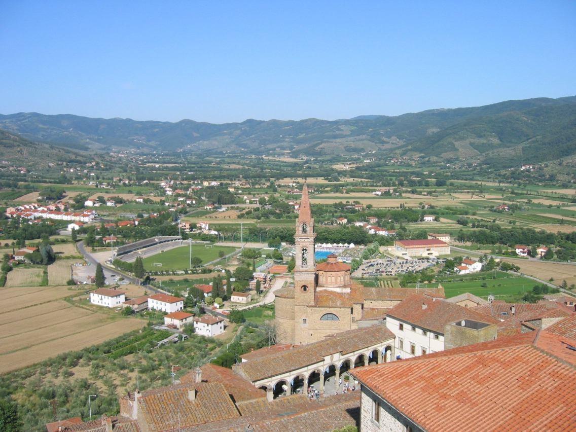 Castiglion Fiorentino, rinvenuto ordigno bellico, l'area è già in sicurezza