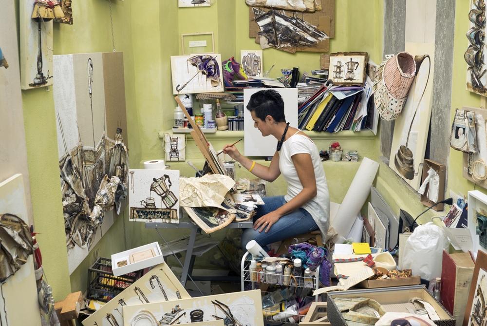 A Palazzo Casali la personale di Sara Lovari 'Les Objects & letter room'