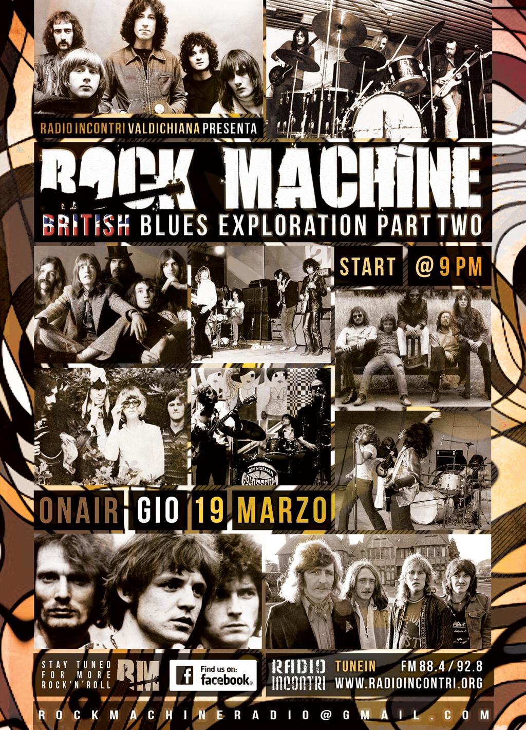 British Blues Exploration, parte seconda