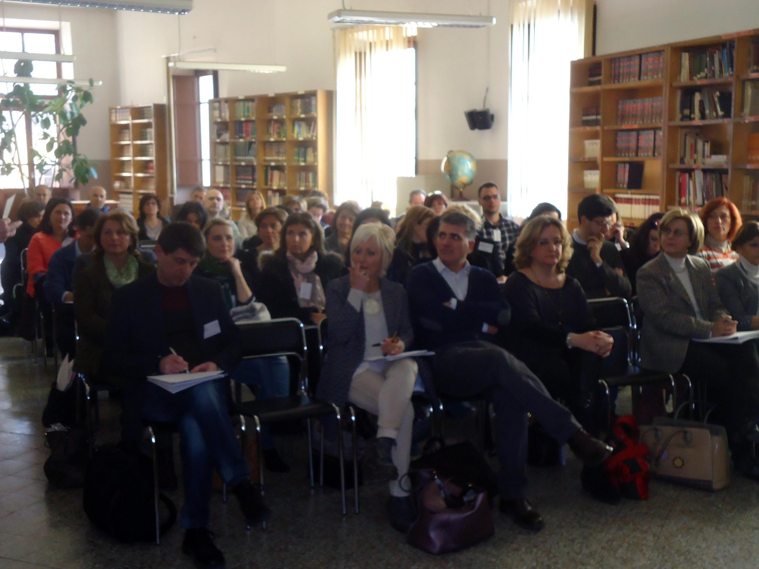 'L'Europa della scuola che cambia', bilancio positivo per l'ISIS 'Castiglione'